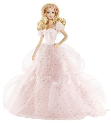 Barbie® Celebrates 54 Years as the Number One Fashion Doll with Introduction of a New Doll