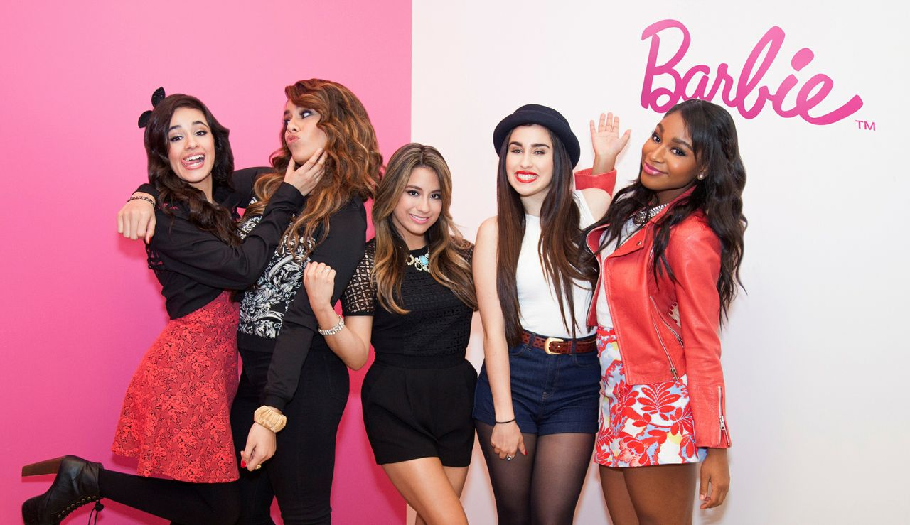 Barbie and Fifth Harmony Kick-Off a Multi-Tiered Partnership in 2014