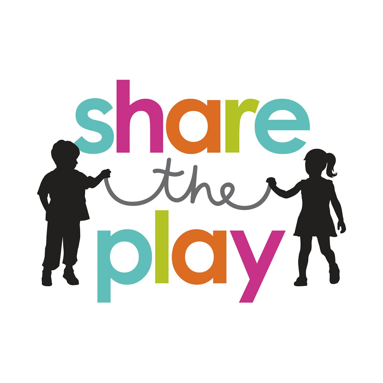 Share the Play Logo