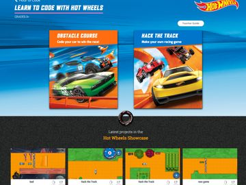 Tynker-Hot-Wheels