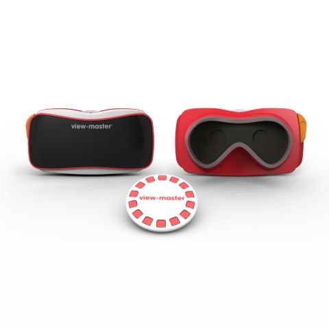 Mattel Collaborates with Google to Reimagine the Iconic View-Master Toy