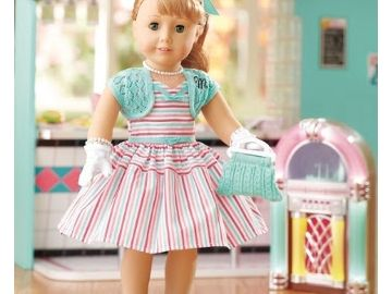 American Girl® Brings The Nifty '50s To Life With New BeForever Character Maryellen Larkin!