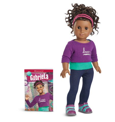 American Girl's 2017 Girl of the Year(TM) Inspires Girls To Find Their Creative Voices And Speak Out To Make A Difference