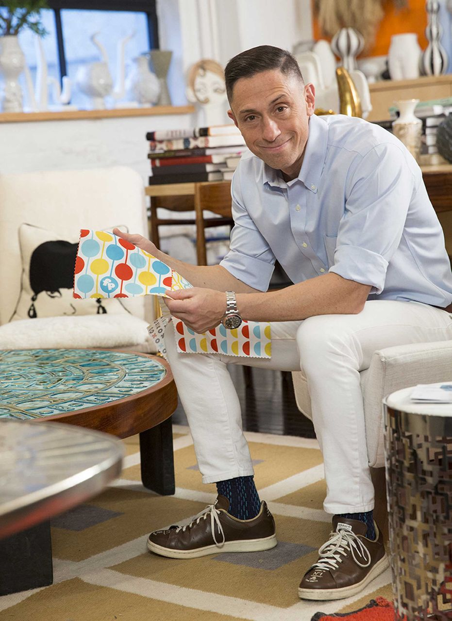 "Fisher-Price Names Jonathan Adler ""Creative Director,"" Evolving The Brand With Modern Design"