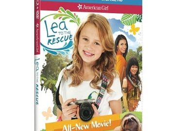American Girl's 2016 Girl Of The Year(R) Stars In All-New Movie Adventure
