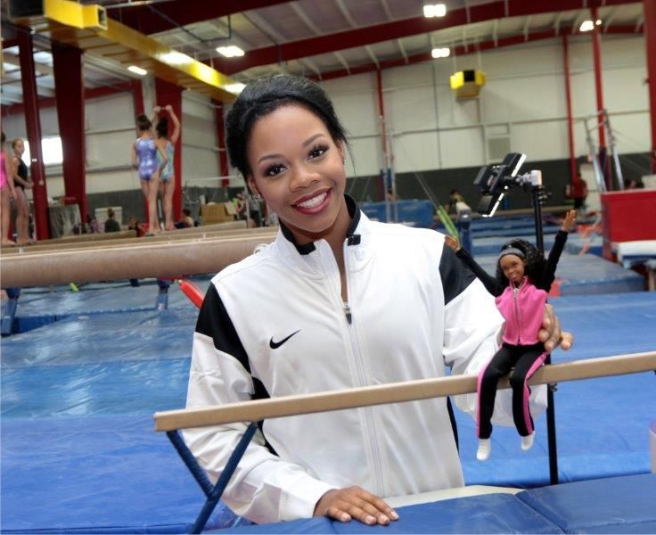 Barbie® Unveils One-of-a-Kind Doll Honoring Gabby Douglas