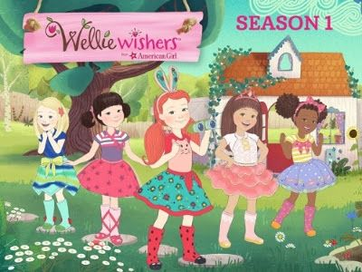 American Girl(R) Debuts First-Ever Animated Series--Episodes Based On New WellieWishers(TM) Line For Younger Girls