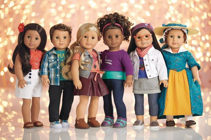 American Girl introduces More Characters and Mores Stories to Love in 2017