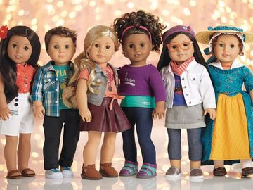 American Girl Gives Girls More Characters And More Stories To Love In 2017!