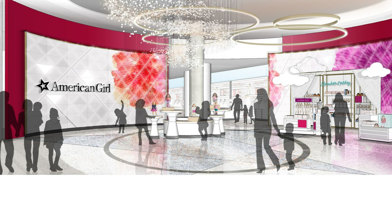 "American Girl's Brand-New Flagship Store To ""Rock The Block"" At 75 Rockefeller Plaza November 11!"