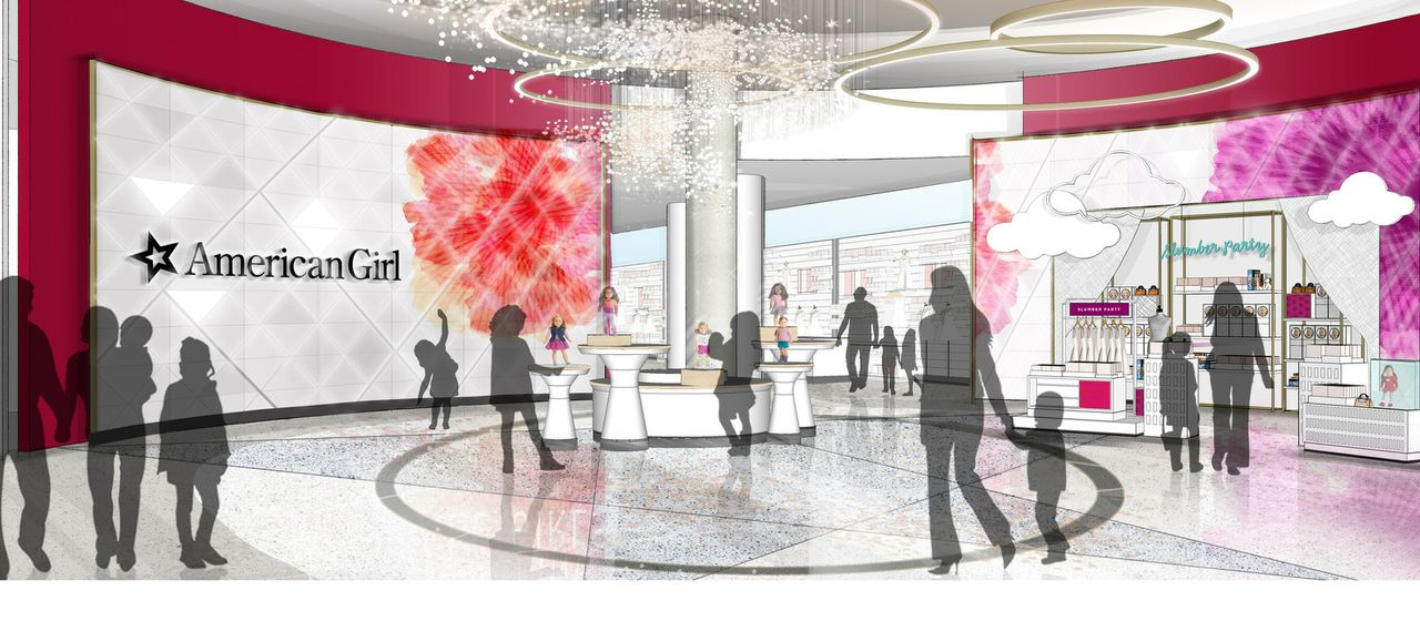 "American Girl's Brand-New Flagship Store To ""Rock The Block"" At 75 Rockefeller Plaza November 11!"