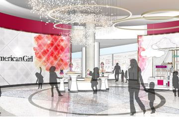American Girl's Brand-New Flagship Store To