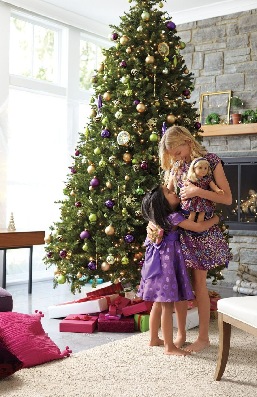 "American Girl® Encourages Fans To ""Give What Counts"" This Holiday"