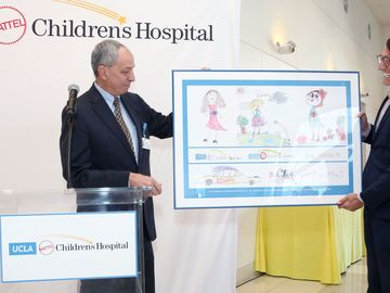 Mattel Commits $50 Million To UCLA Mattel Children's Hospital