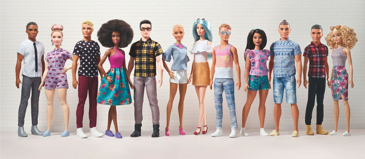 Barbie® Brand Reveals Most Diverse Ken® Lineup To Date
