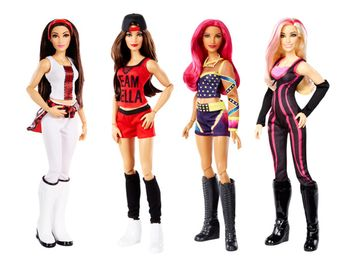 WWE® Superstars Dolls