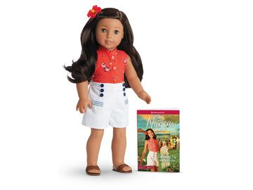 Say Aloha To American Girl's Newest Historical Character, Nanea Mitchell