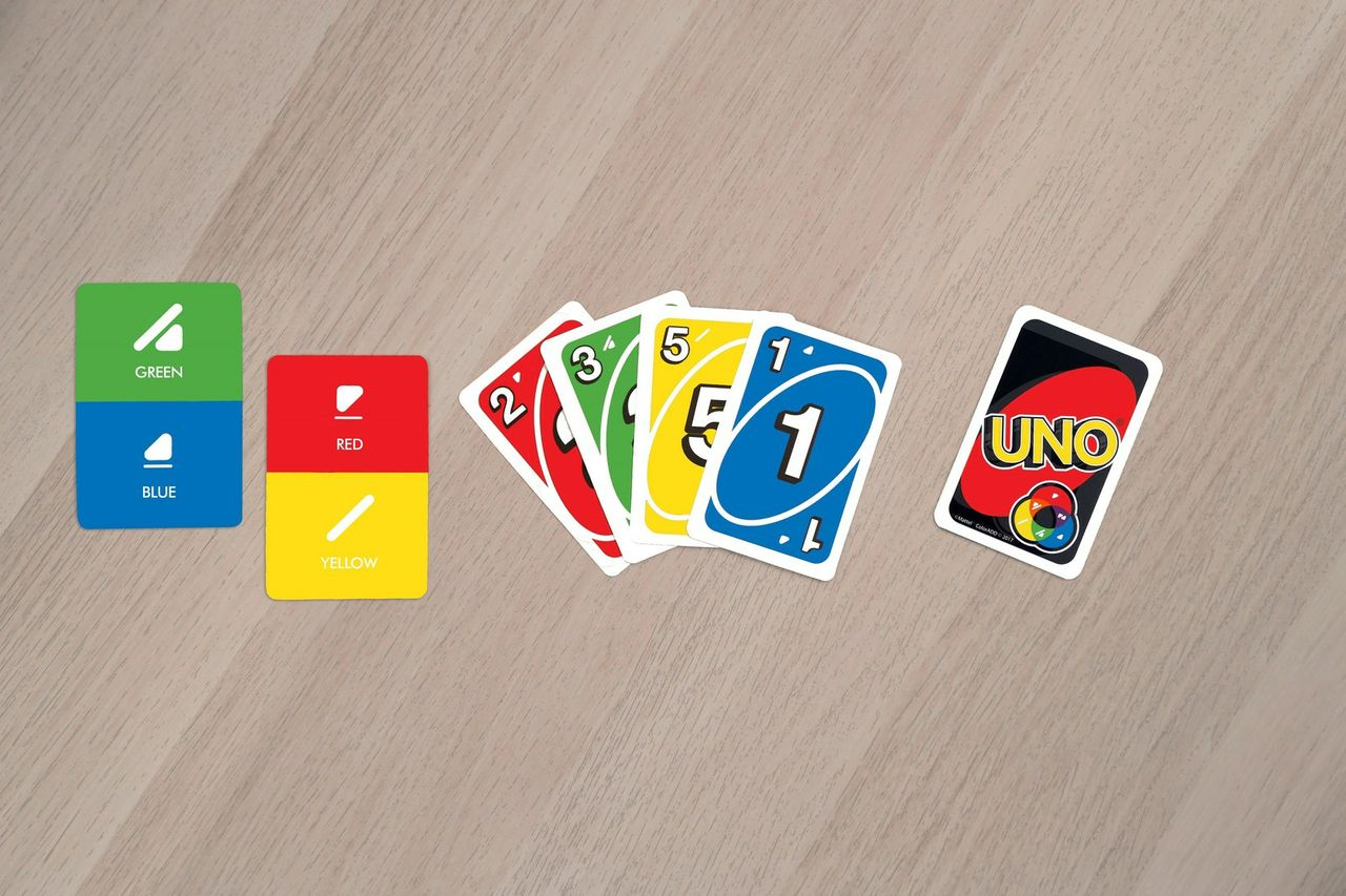 UNO® Introduces The First Card Game For The Colorblind