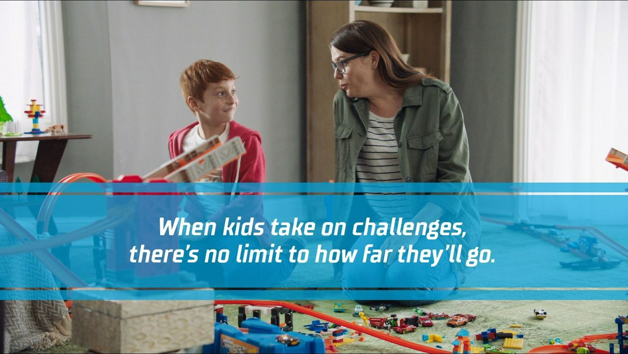 "Hot Wheels® Unveils ""Challenge Accepted"" Brand Campaign"