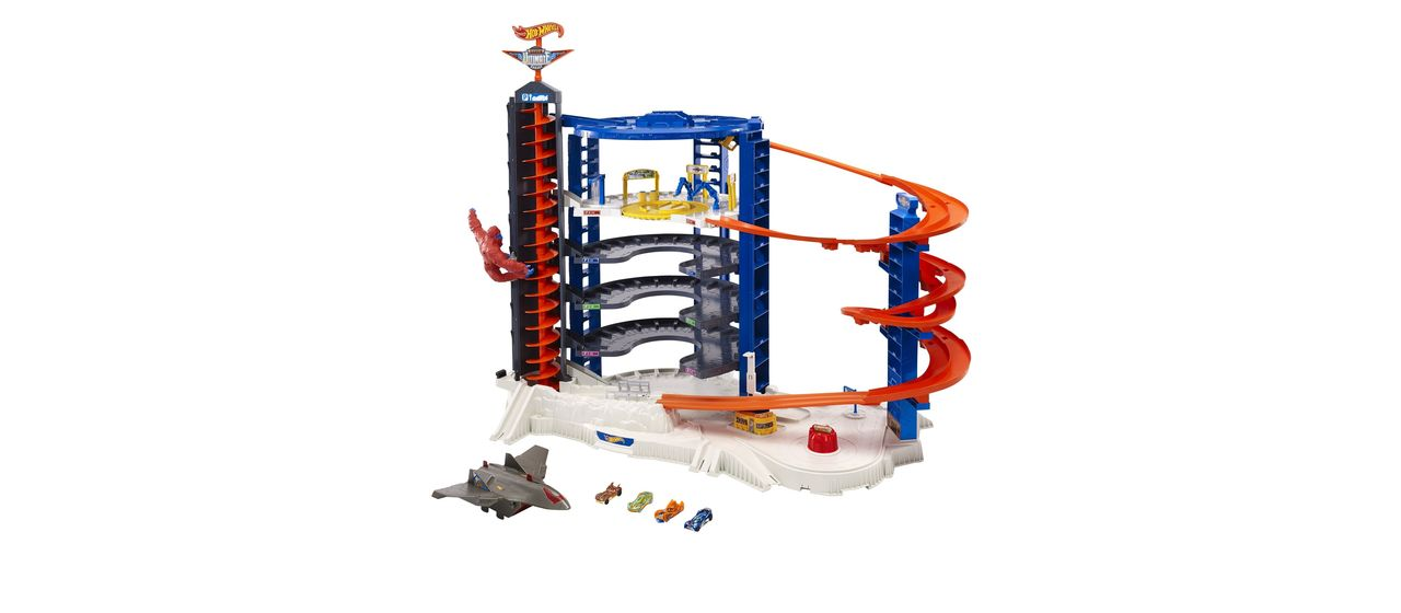 Hot Wheels Super Ultimate Garage Wins Playset of the Year Category at Toy of the Year Awards