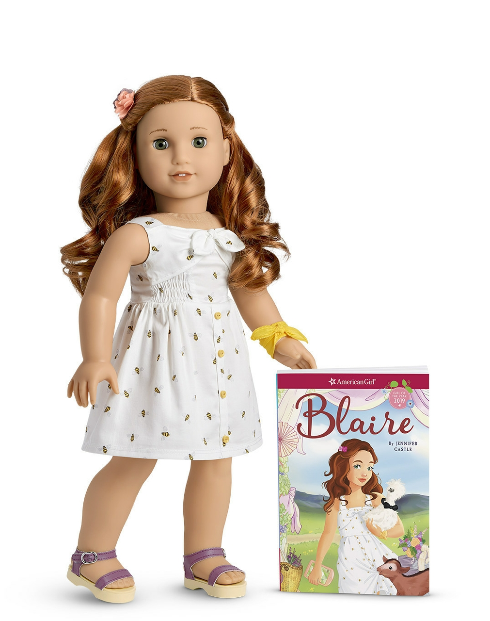 American Girl's 2019 Girl Of The Year(TM) Blaire Has The Recipe For Creating Meaningful Connections
