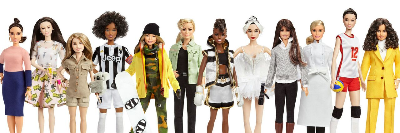 Barbie(R) Honors Global Role Models On International Women's Day