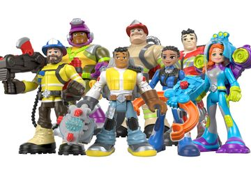Rescue Heroes® Action Figures