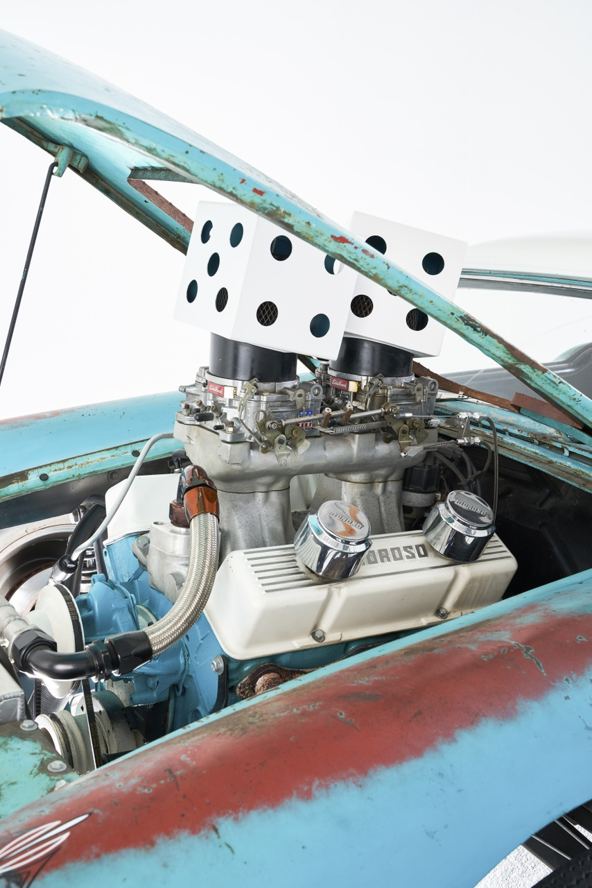 Mattel The Nash Engine