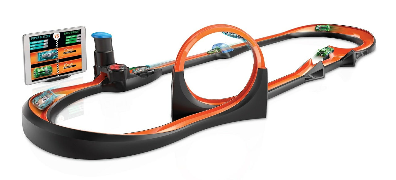 Hot Wheels™ id Smart Track Kit GFP20 3