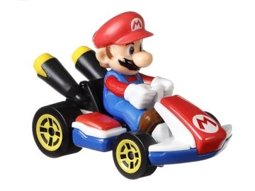 Hot Wheels Mario Kart Replica Die-cast