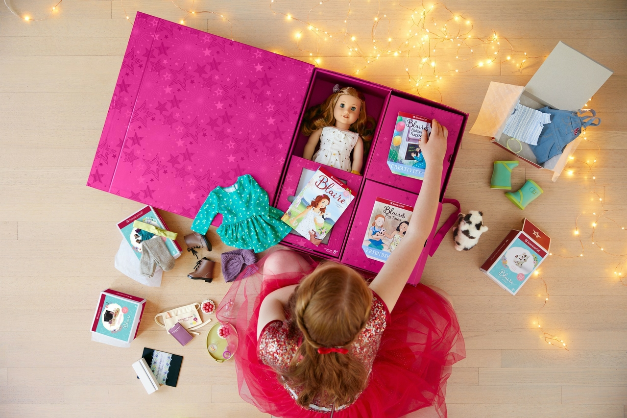 American Girl Unveils New Must-Have Products Ahead of the Holiday Season