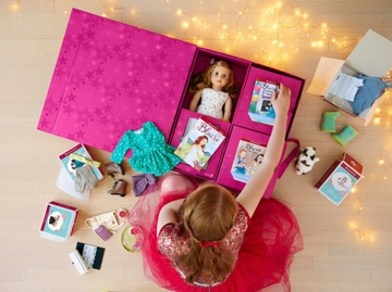 American Girl's Gift Box Experience