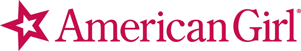 American Girl Logo Berry high-res