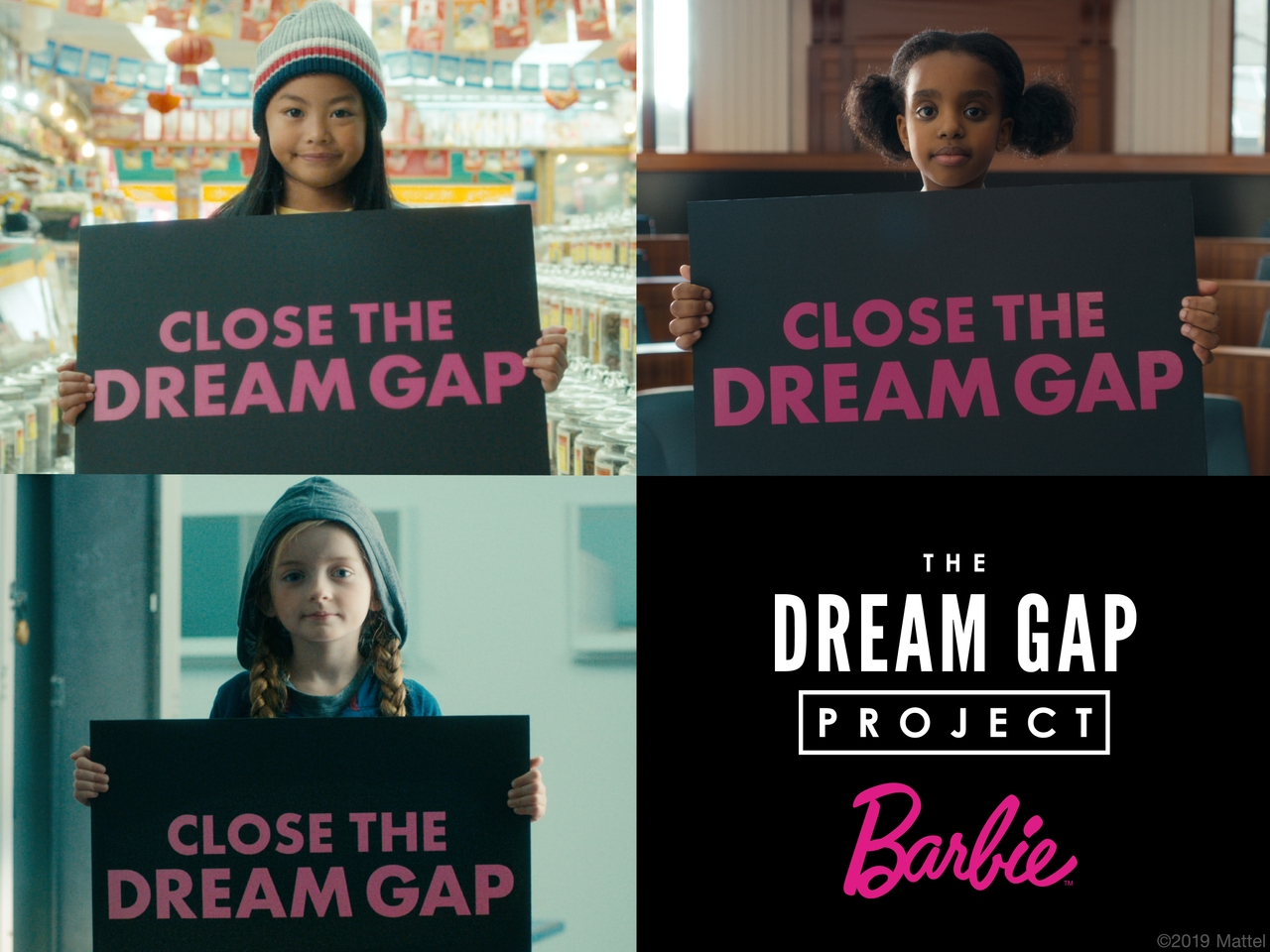 Barbie Dream Gap Project