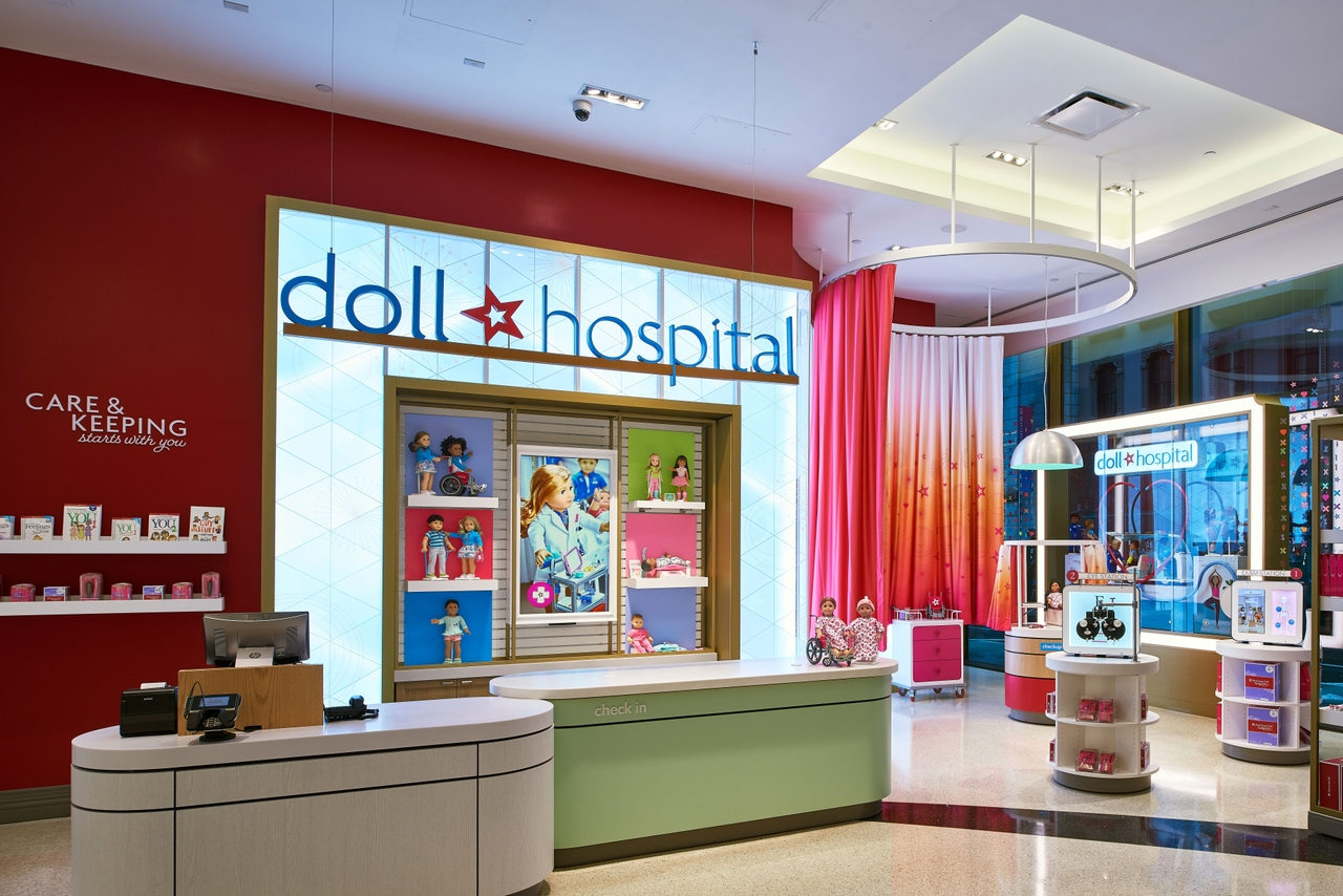 American Girl Brings New In-Store Experiences to Its Flagship Stores in New York and Chicago in Time for the Holidays