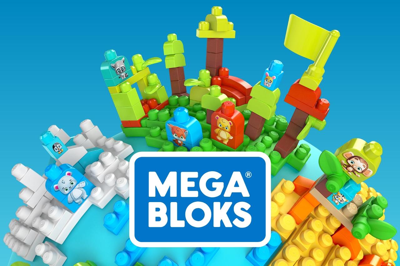 Mattel Announces Mega Bloks® Bio-Based Plastic Line at Nuremberg Toy Fair