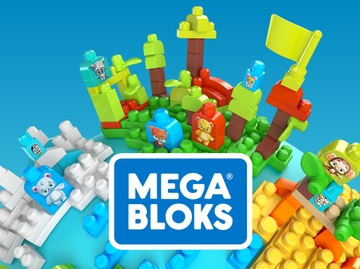Mattel Announces Mega Bloks® Bio-Based Plastic Line at Nuremberg Toy Fair
