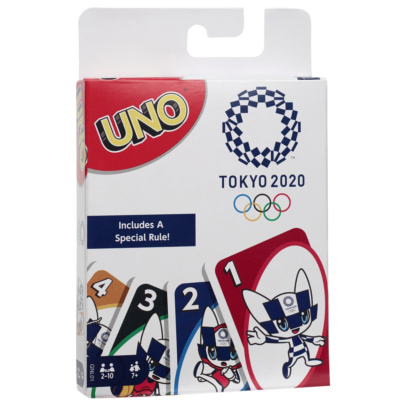UNO® celebrating Olympic Games Tokyo 2020 with new special rule