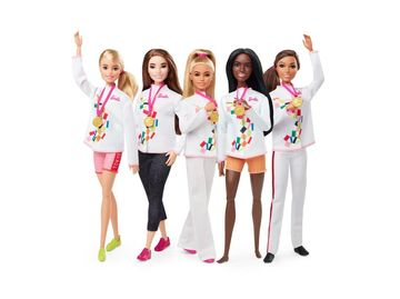 Mattel Celebrates Olympic Games Tokyo 2020 Products Collection