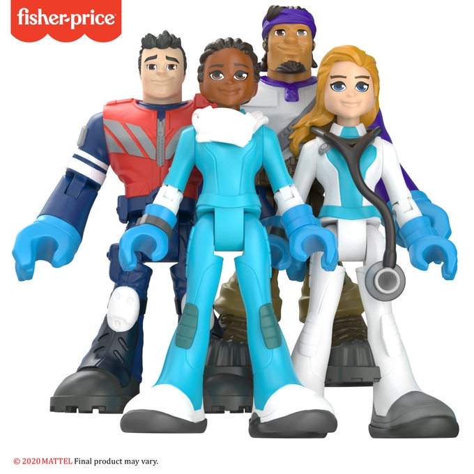 Fisher Price #ThankYouHeroes