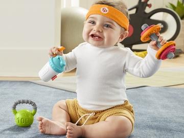 Fisher-Price Baby Biceps Gift Set 2