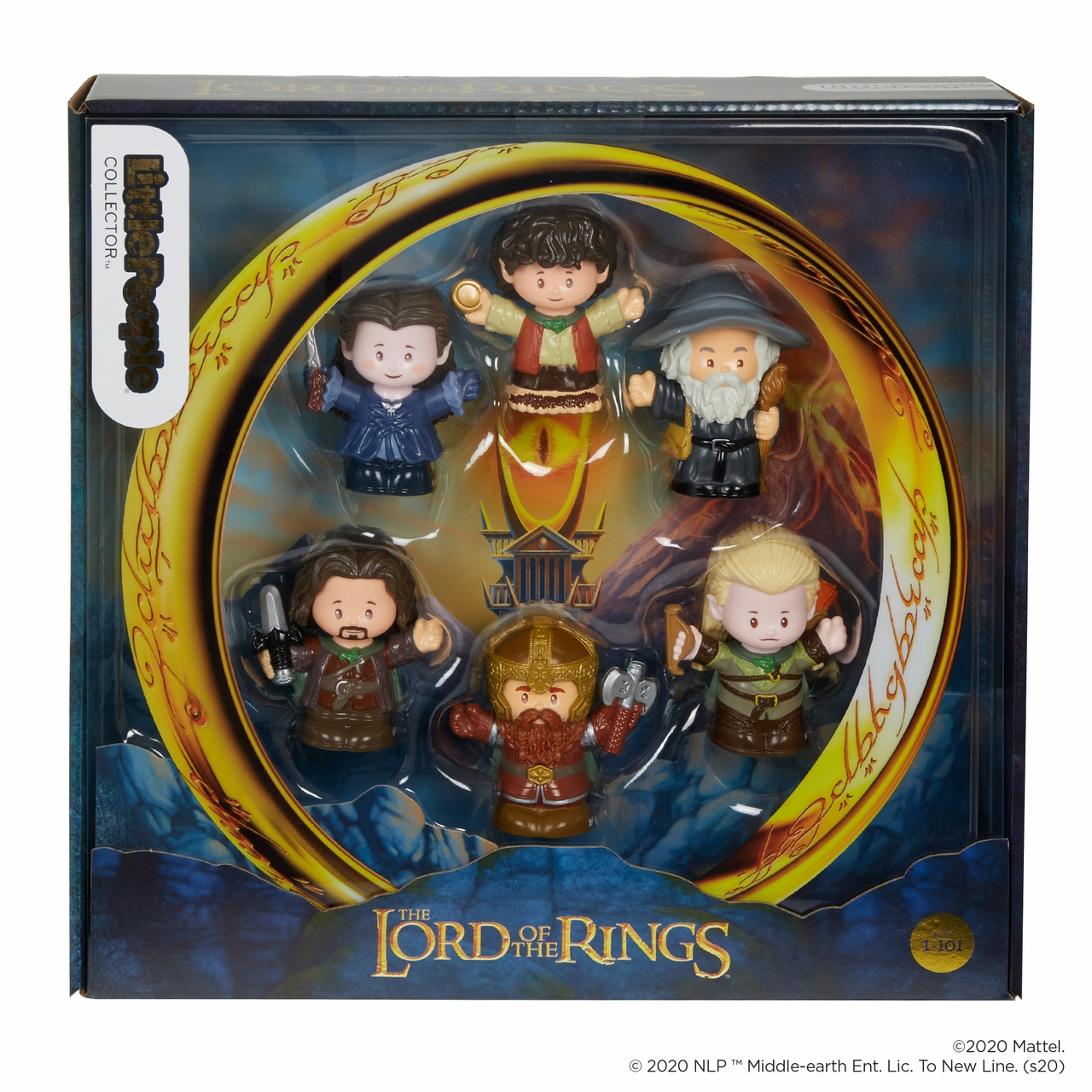 Fisher-Price® Little People® Lord of the Rings Figures
