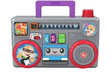 Fisher-Price- Laugh _ Learn- Busy Boombox GWN49