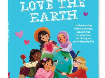 Love the Earth Cover