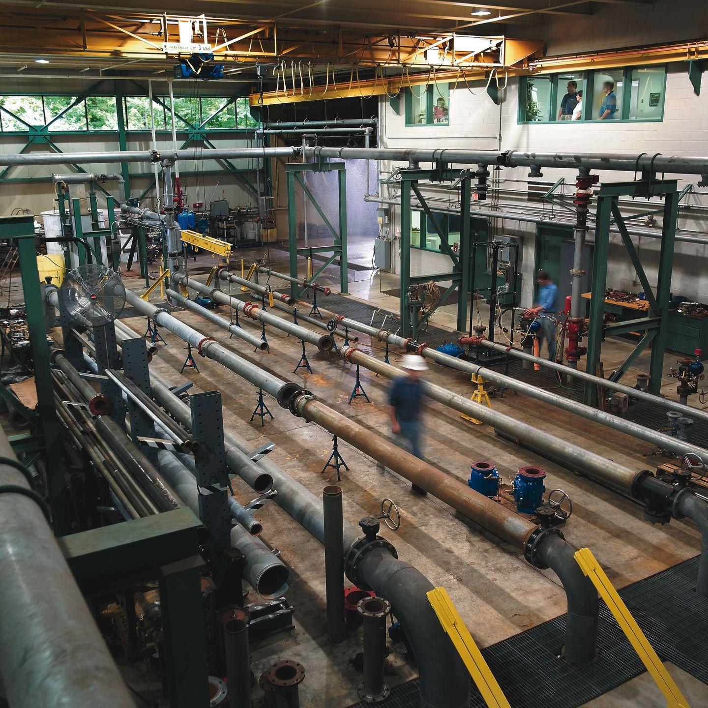 Hydraulics lab 1