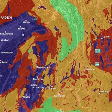 FM Global EQ Map - thumb