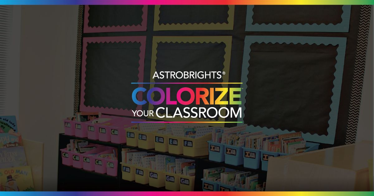Colorize Your Classroom