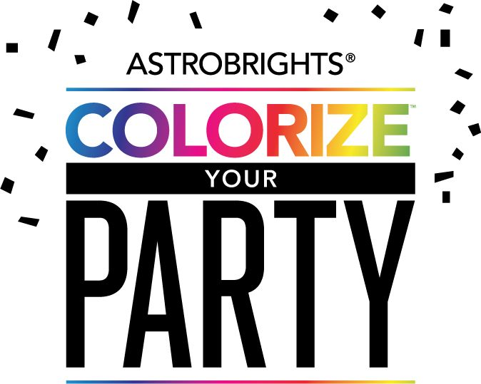 Colorize Your Party - Logo