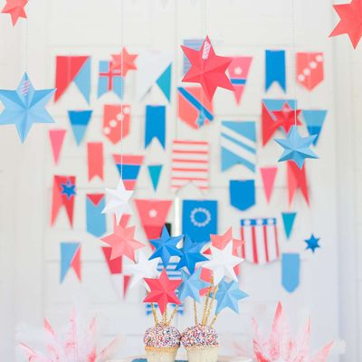 Fourth of July Celebration by Lay Baby Lay
