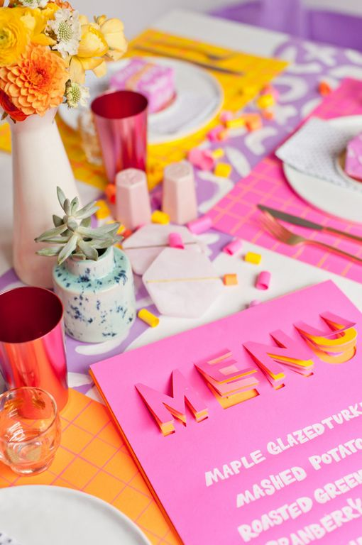 Paper & Stitch - A Modern Thanksgiving 6